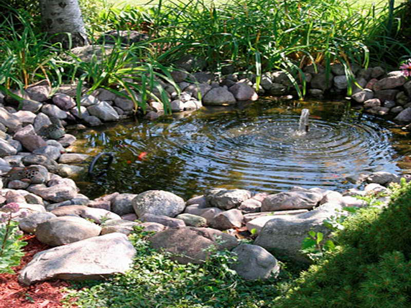 Add A Water Fountain To Your Garden And Transform The